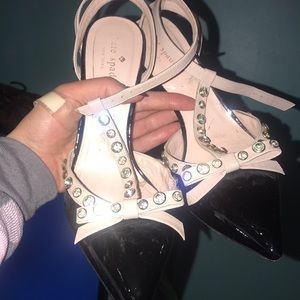 kate spade Shoes - Kate spade Lydia heel